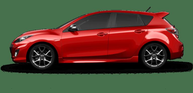 Imagen del Mazdaspeed3