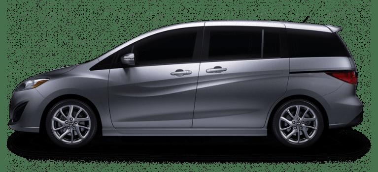 Imagen del Mazda5