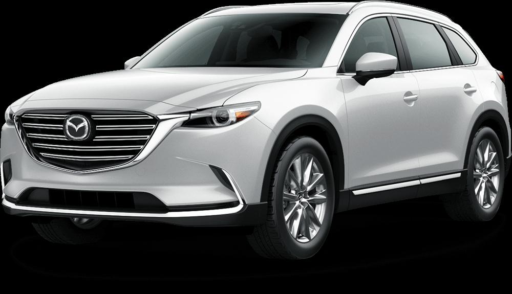 2017 Mazda CX-9 Signature 4D Sport Utility