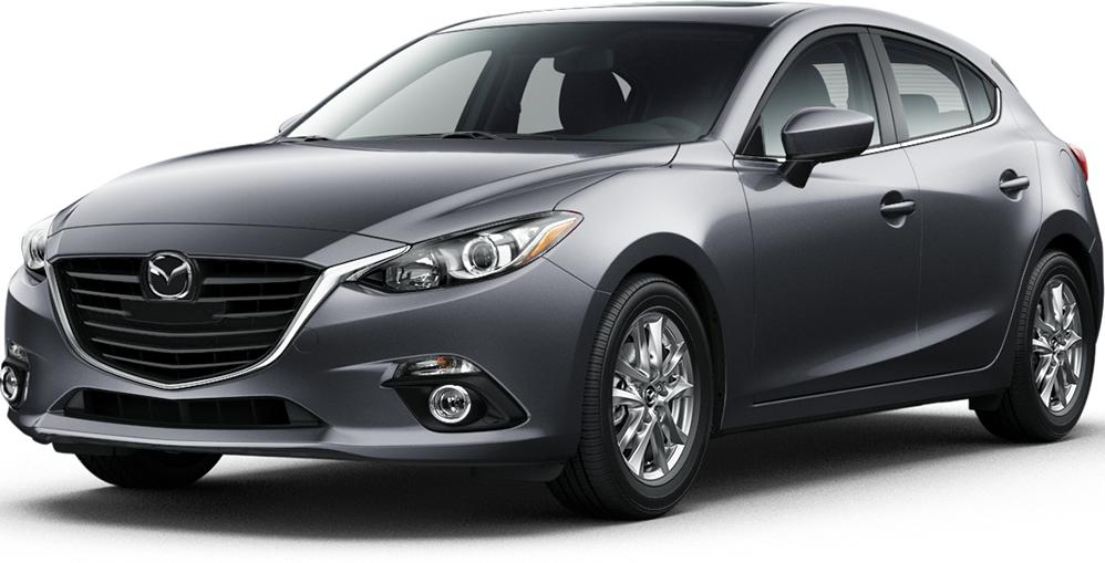 2016 Mazda Mazda3 i Grand Touring 4dr Car