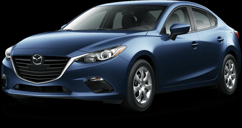 2016 Mazda Mazda3 i Sport 4dr Car