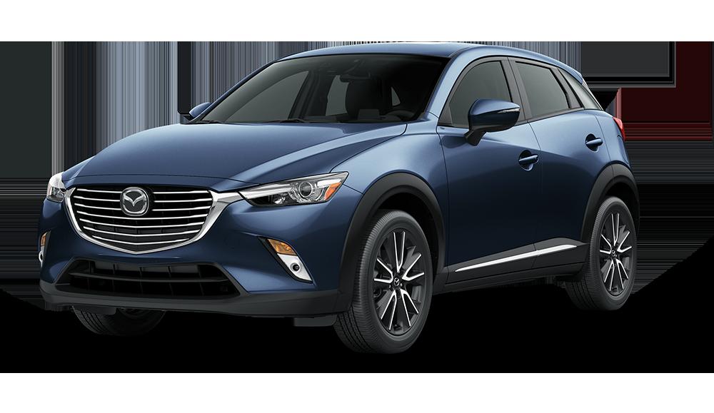 2017 Mazda CX-3 Grand Touring 4D Sport Utility