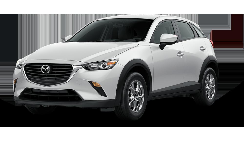 2017 Mazda CX-3 Sport 4D Sport Utility