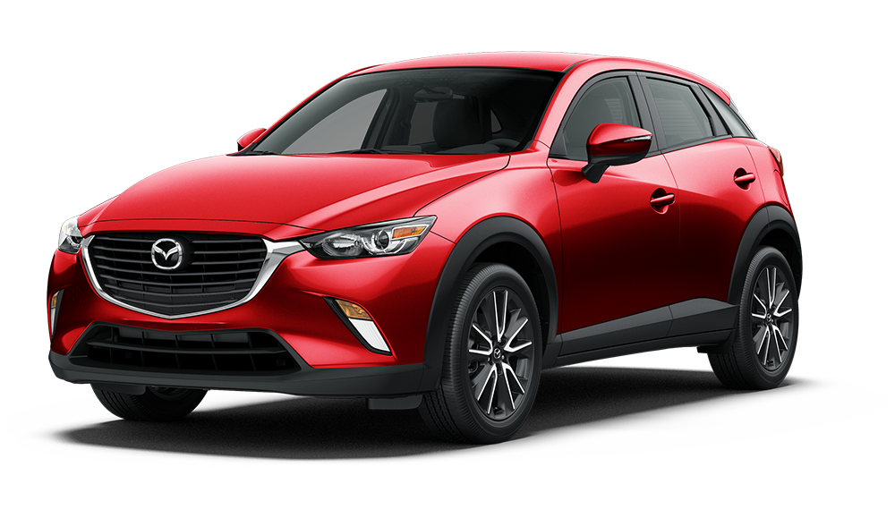 2017 Mazda CX-3 Touring 4D Sport Utility