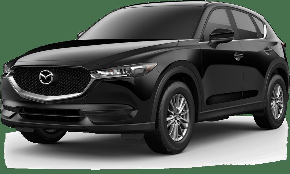 2017 Mazda CX-5 Sport 4D Sport Utility