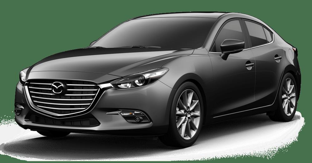 2017 Mazda Mazda3 Grand Touring 4D Sedan