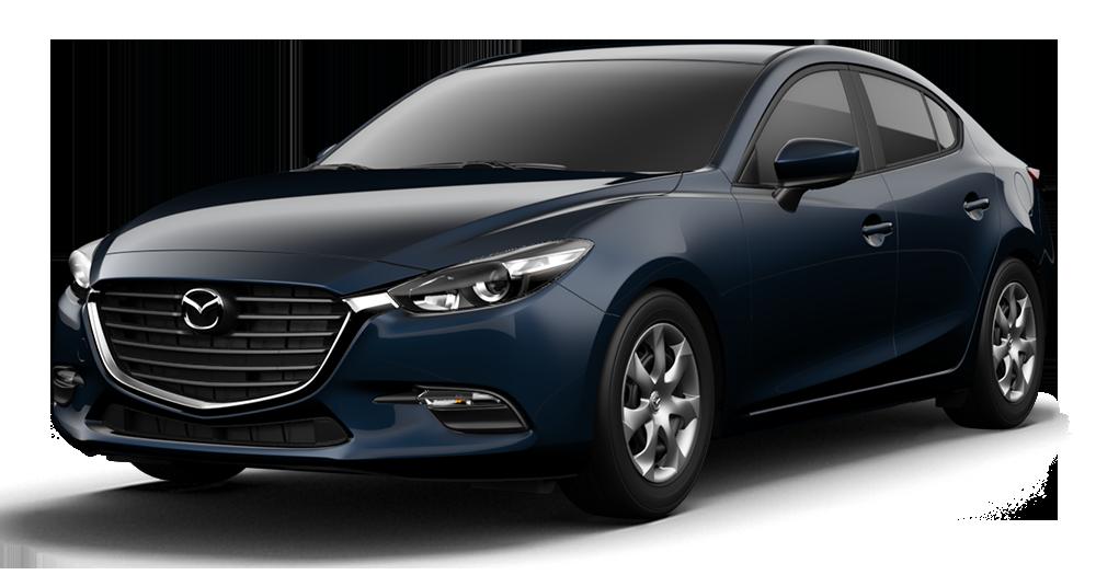 2017 Mazda Mazda3 Sport 4D Sedan