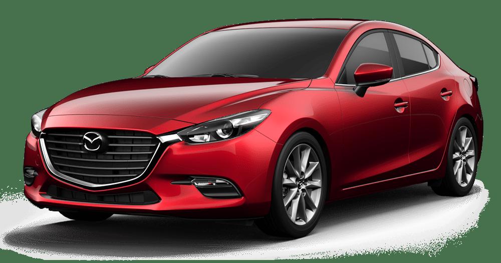 2017 Mazda Mazda3 Touring Touring 4D Sedan