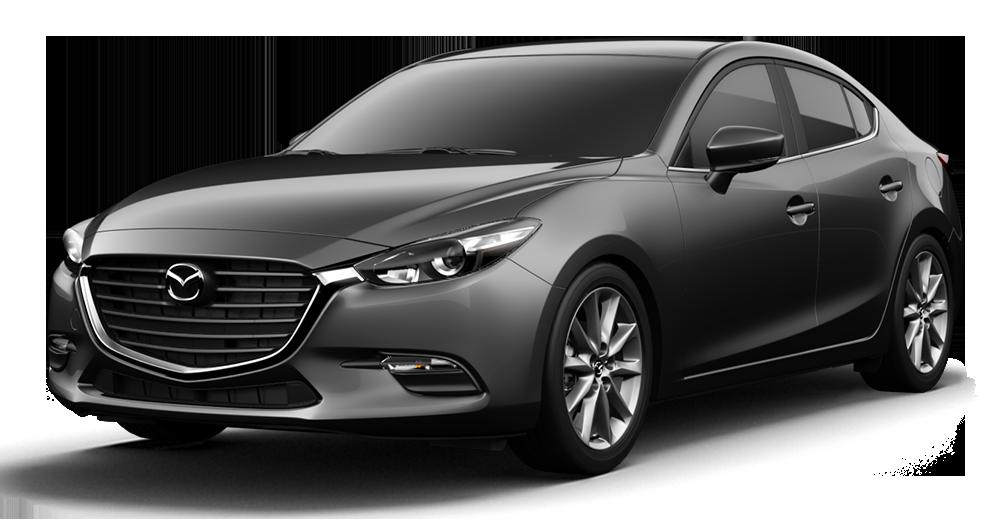 2017 Mazda Mazda3 Touring 4D Sedan