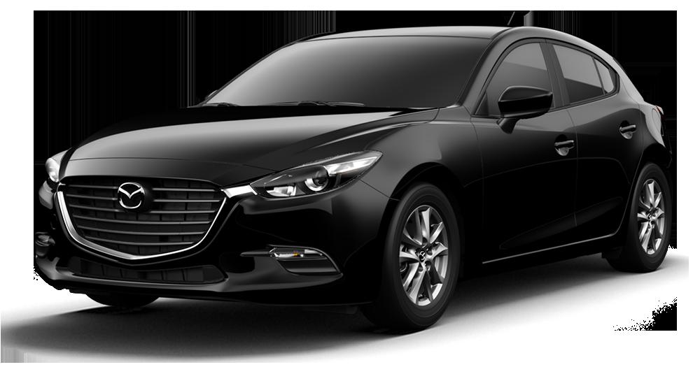 2017 Mazda Mazda3 Sport Base 4D Hatchback