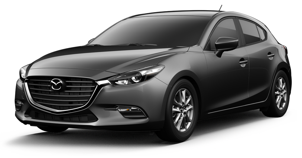 2017 Mazda Mazda3 5-Door 4dr Car