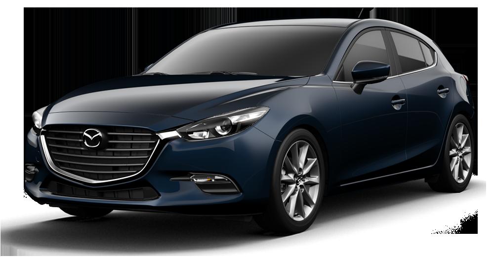 2017 Mazda Mazda3 Touring Base 4D Hatchback