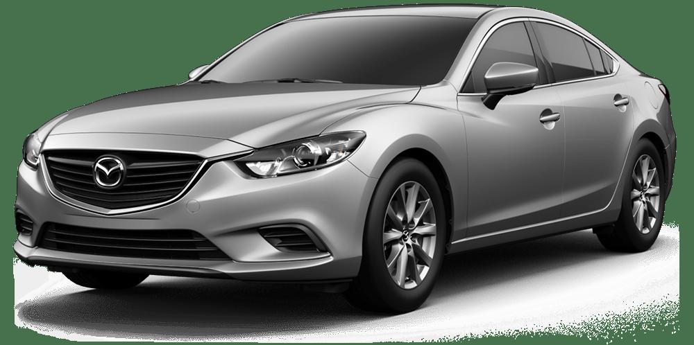 2017 Mazda Mazda6 Sport 4D Sedan