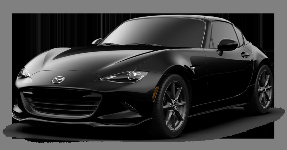 2017 Mazda MX-5 Miata RF 2DR CNV CLUB MT Coupe