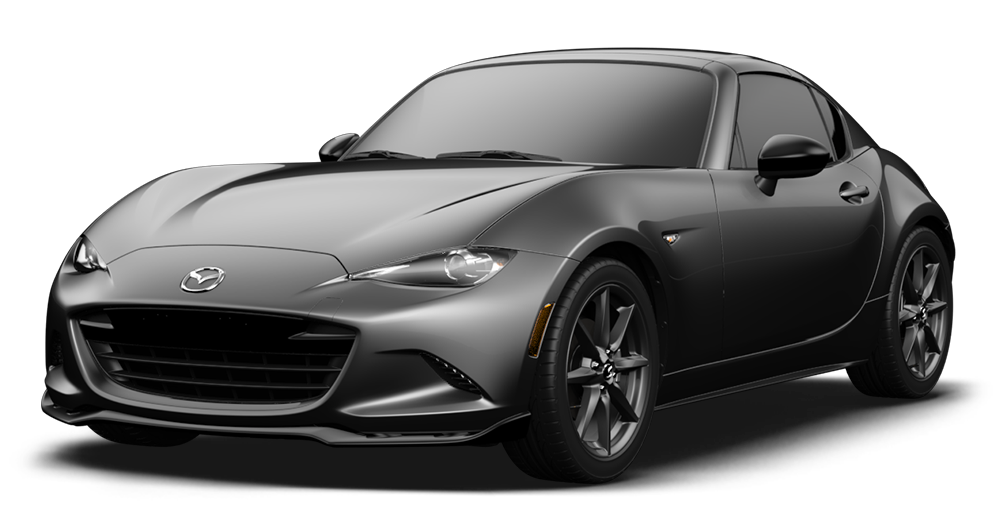 2017 Mazda MX-5 Miata RF Club (M6) Coupe