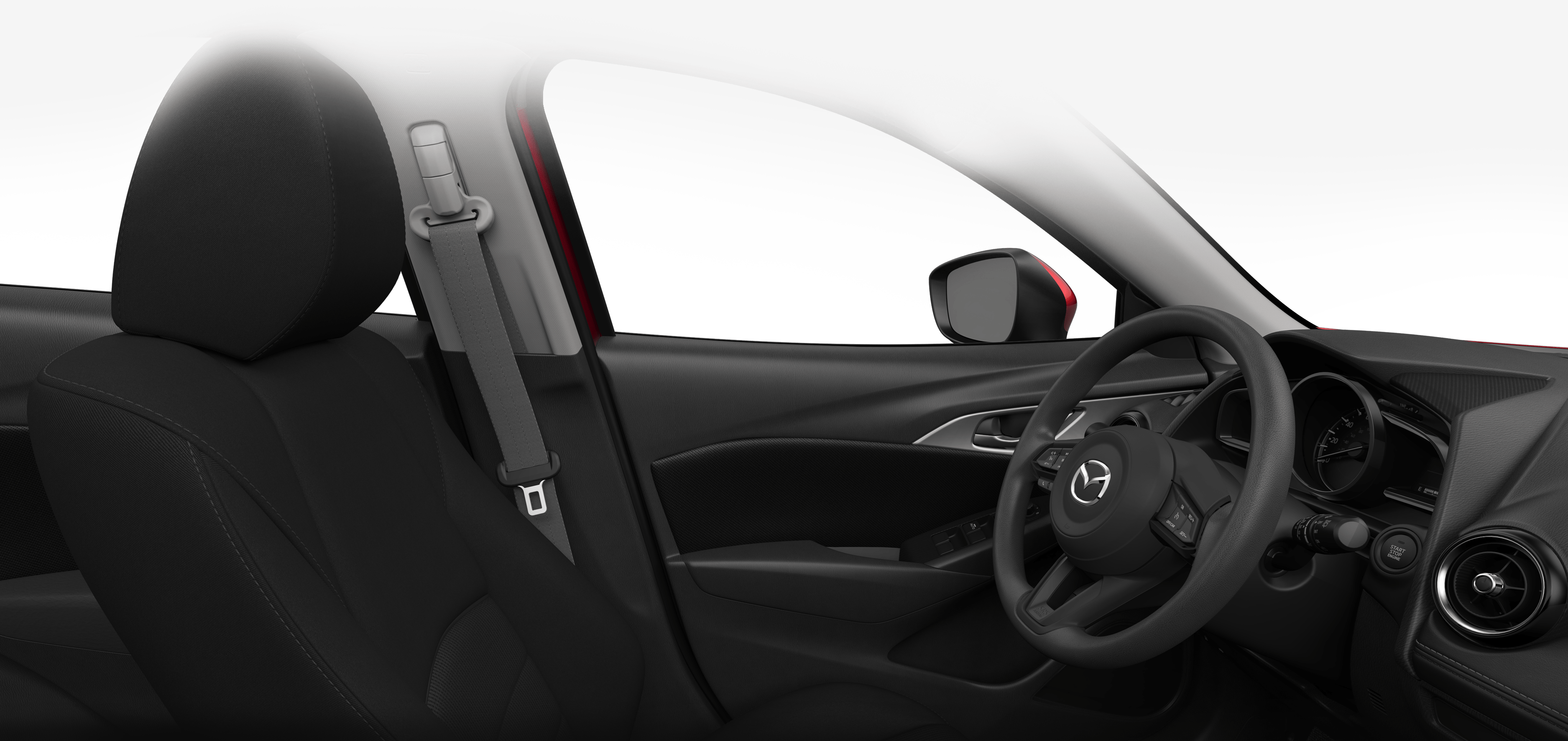 2018 Mazda CX-3 Sport 4D Sport Utility