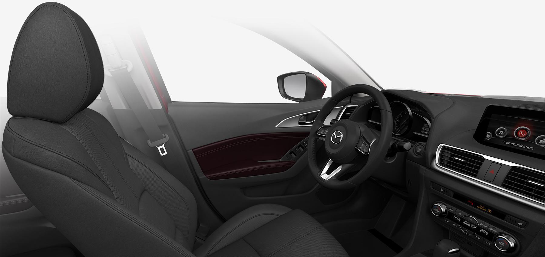 2018 Mazda Mazda3 Grand Touring Base 4D Sedan