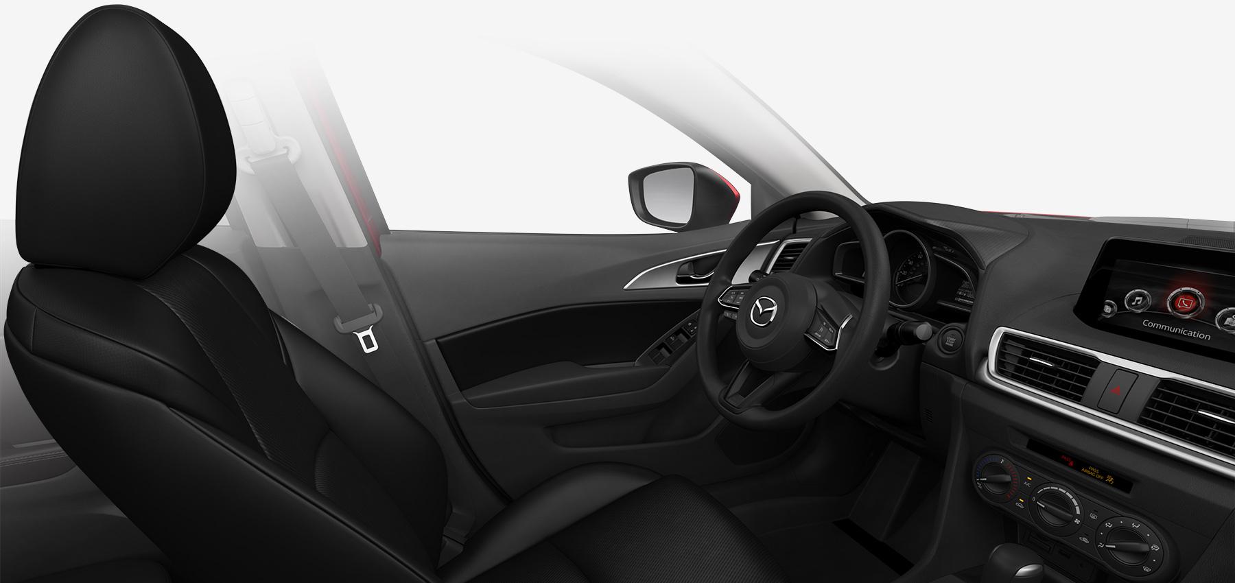 2018 Mazda Mazda3 Sport Base 4D Sedan