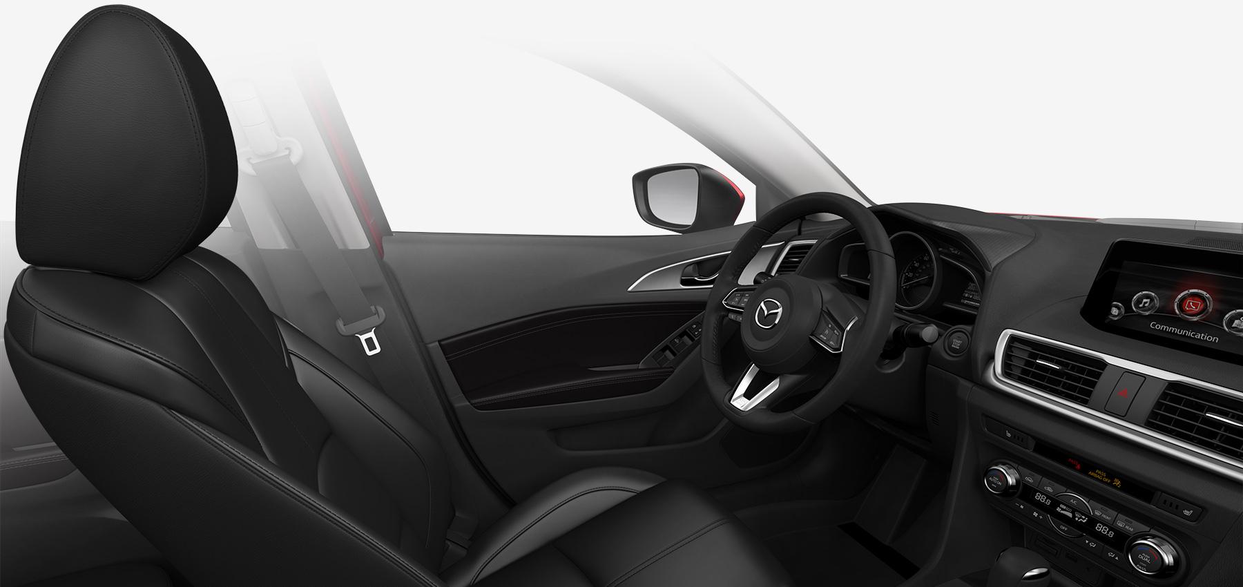 2018 Mazda Mazda3 Touring Base 4D Sedan